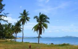 Der Strand von Thailand Stockbild