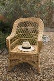 Der Stuhl des Großvaters Stockfotos