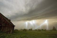 Der Sturm Stockbild