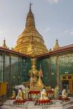 Sutaungpyei Tempel - Mandalay-Hügel - Myanmar Lizenzfreie Stockbilder