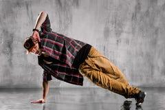 Der Tänzer Lizenzfreie Stockfotos