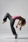 Der Tänzer stockbild