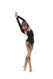 Der Tänzer lizenzfreie stockfotografie