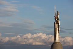Der Tag der Erinnerung und der Versöhnung in Kiew Stockfotografie