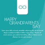 Der Tag der Großeltern Lizenzfreie Stockbilder