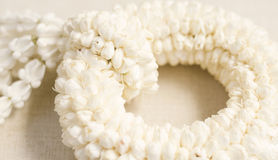Der Tag der Mutter, Garland Jasmine Stockbild