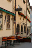 Der Tauber Alemanha do ob de Rothenburg Fotos de Stock Royalty Free
