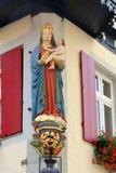 Der Tauber Allemagne d'ob de Rothenburg Photographie stock libre de droits