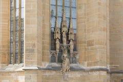 Der Tauber d'ob de Rothenburg Images libres de droits