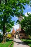 Der Tauber, Germania del ob di Rothenburg Fotografia Stock