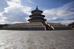 Der Tempel des Himmels Lizenzfreie Stockfotos