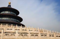 Der Tempel des Himmels Stockfotografie