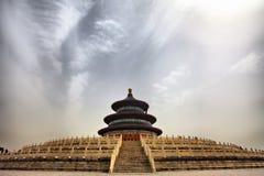 Der Tempel des Himmels, Peking Stockfoto