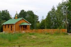 Der Tempel um ganz heiligen willen  Lizenzfreies Stockfoto