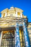 Der Tempel Vladimir Icons der Mutter des Gottes im Zustand Vinogradovo Lizenzfreie Stockfotografie