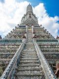 Der Tempel von Dawn Wat Arun   Stockfoto