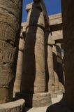 Der Tempel von Karnak stockfotografie