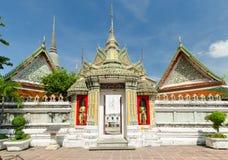 Der Tempel von Thailand Lizenzfreie Stockfotos