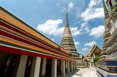 Der Tempel von Wat Arun, in Bangkok Thailand Lizenzfreies Stockfoto