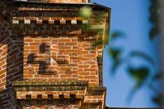 Der Tempel zu Ehren Stockbilder