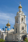 Der Tempel zu Ehren unserer Dame von Kasan, Rostov-On-Don Lizenzfreie Stockfotos