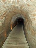 Der Templars Tunnel Lizenzfreies Stockfoto