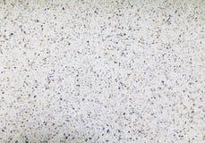 Der Terrazzo, der alte Beschaffenheit ausbreiten oder der Poliersteinhintergrund mit Kopienraum addieren Text Lizenzfreies Stockfoto