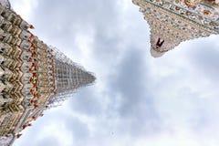 Der Thailand-Tempel Stockfoto