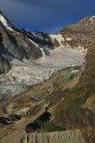 Der Tiefmatten Gletscher   stockfotos
