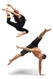 Der Tänzer Stockfotos