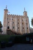 DER TOWER VON LONDON Stockfoto