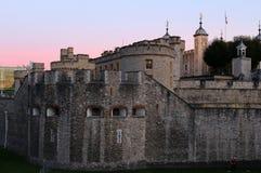 DER TOWER VON LONDON Lizenzfreie Stockfotos