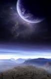 Der trockene Kosmos vektor abbildung