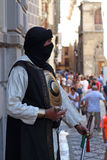 Der Tuareg stockfotos