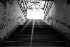 Der Tunnel Lizenzfreie Stockfotografie