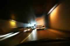 Der Tunnel lizenzfreie stockbilder