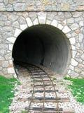 Der Tunnel Lizenzfreie Stockfotos