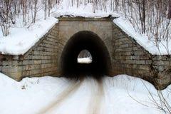 Der Tunnel Lizenzfreies Stockfoto