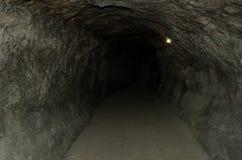Der Tunnel Stockfotografie