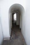 Der Tunnelweg Stockbilder