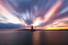 Der Turm des Mädchens Lizenzfreies Stockfoto
