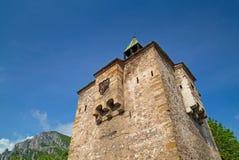 Der Turm des Meschiite Stockfotos