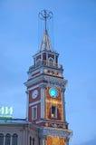 Der Turm des Stadt-Duma St Petersburg Russland Lizenzfreies Stockbild