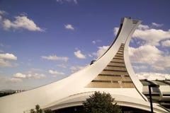 Der Turm ist der höchste geneigte Turm in der Welt Stockfotografie