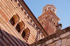 Der Turm von Laberti Lizenzfreie Stockfotos