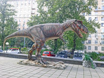 Der Tyrannosaurus Lizenzfreies Stockbild