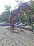 Der Tyrannosaurus Lizenzfreies Stockfoto