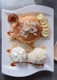 Der ursprüngliche Pfannkuchen version2 Lizenzfreie Stockbilder