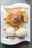 Der ursprüngliche Pfannkuchen version7 Stockbild