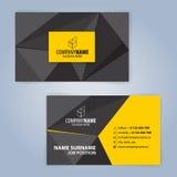 Der ursprüngliche Vektor bereiten für beste Drucke vor Gelb und Schwarzes Lizenzfreies Stockbild